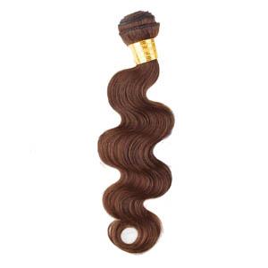 "10"" - 34"" Brazilian Remy Hair 1pc 100g Body Wave #30 Auburn Sets"