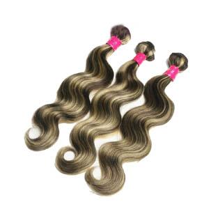 "12"" - 34"" Brazilian Remy Hair Body Wave #4/24 Weft Sets"