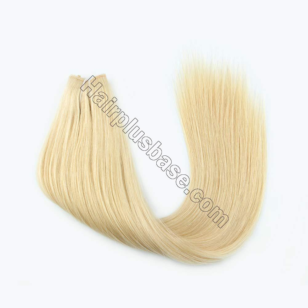 14 - 32 Inch Halo Hair Extensions #60 Body Wave/Straight 2