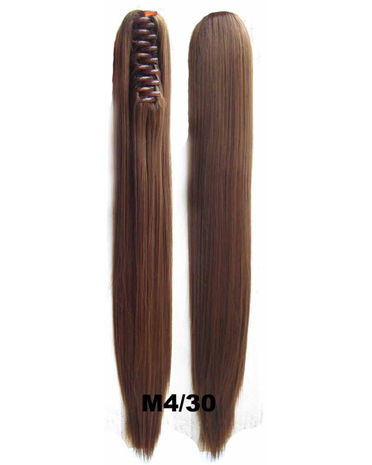 22 Inch Lady Straight and Long Claw Chip Synthetic Hair Ponytail M4/30 New and Popular