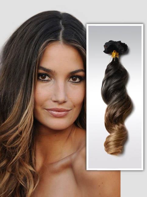 Inch sexy three colors ombre clip in remy human hair extensions 22 inch sexy three colors ombre clip in remy human hair extensions body wave 9pcs pmusecretfo Gallery