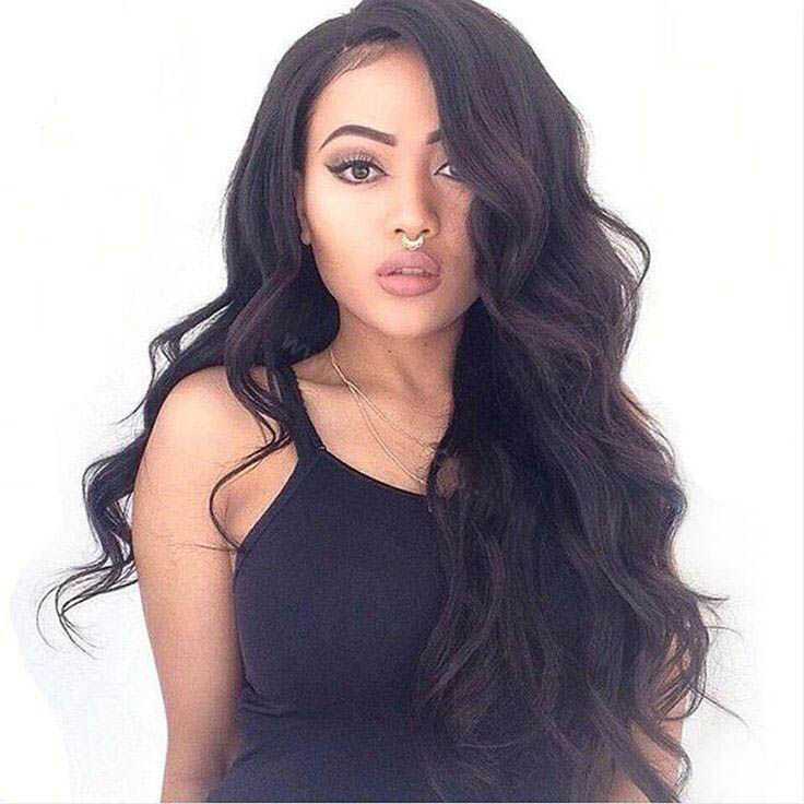 6 Inches Dee Part Pre Plucked Super Wave 360 Lace Wigs 150% Density, 100% Indian Remy Hair 360 Wig