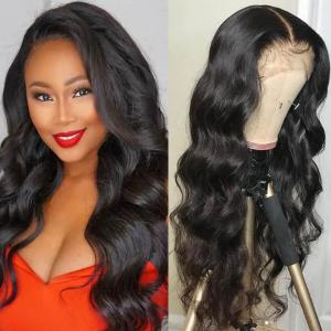 Body Wave 13*6 HD Lace Front Wigs With Thin & Light Lace Invisible Knots 18-24inch