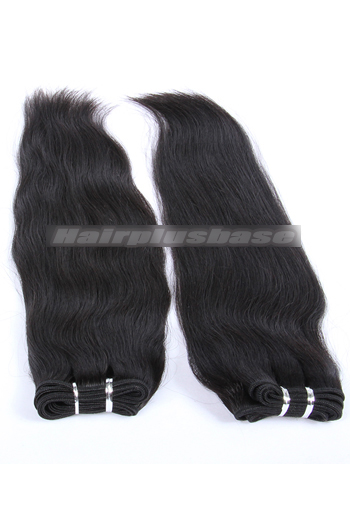 10-24 Inch Luxury Silky Straight Brazilian Virgin Hair Weave 2 Bundles Deal