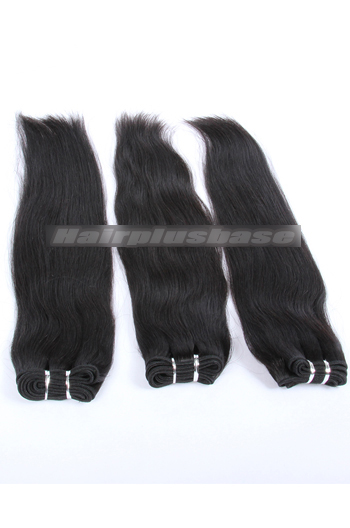 10-24 Inch Luxury Silky Straight 8A Virgin Hair Weave 3 Bundles Deal
