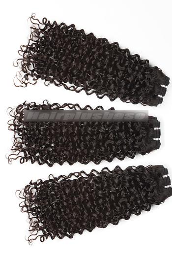 10-24 Inch Water Wave Brazilian Virgin Hair Weave 3 Bundles Deal