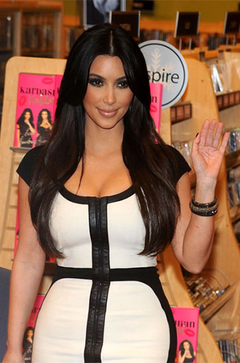 Fashion Natural Straight Indian Remy Hair Glueless Lace Front Wigs