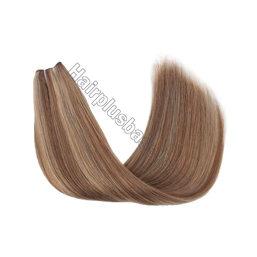 Halo Hair Extensions For Thin Hair #4/27 Body Wave/Straight 3