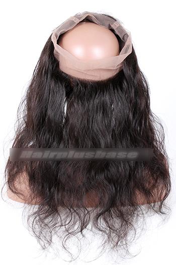 Body Wave Indian Virgin Hair 360°Circular Lace Frontal