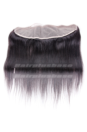 Silky Straight Indian Virgin Hair Lace Frontal