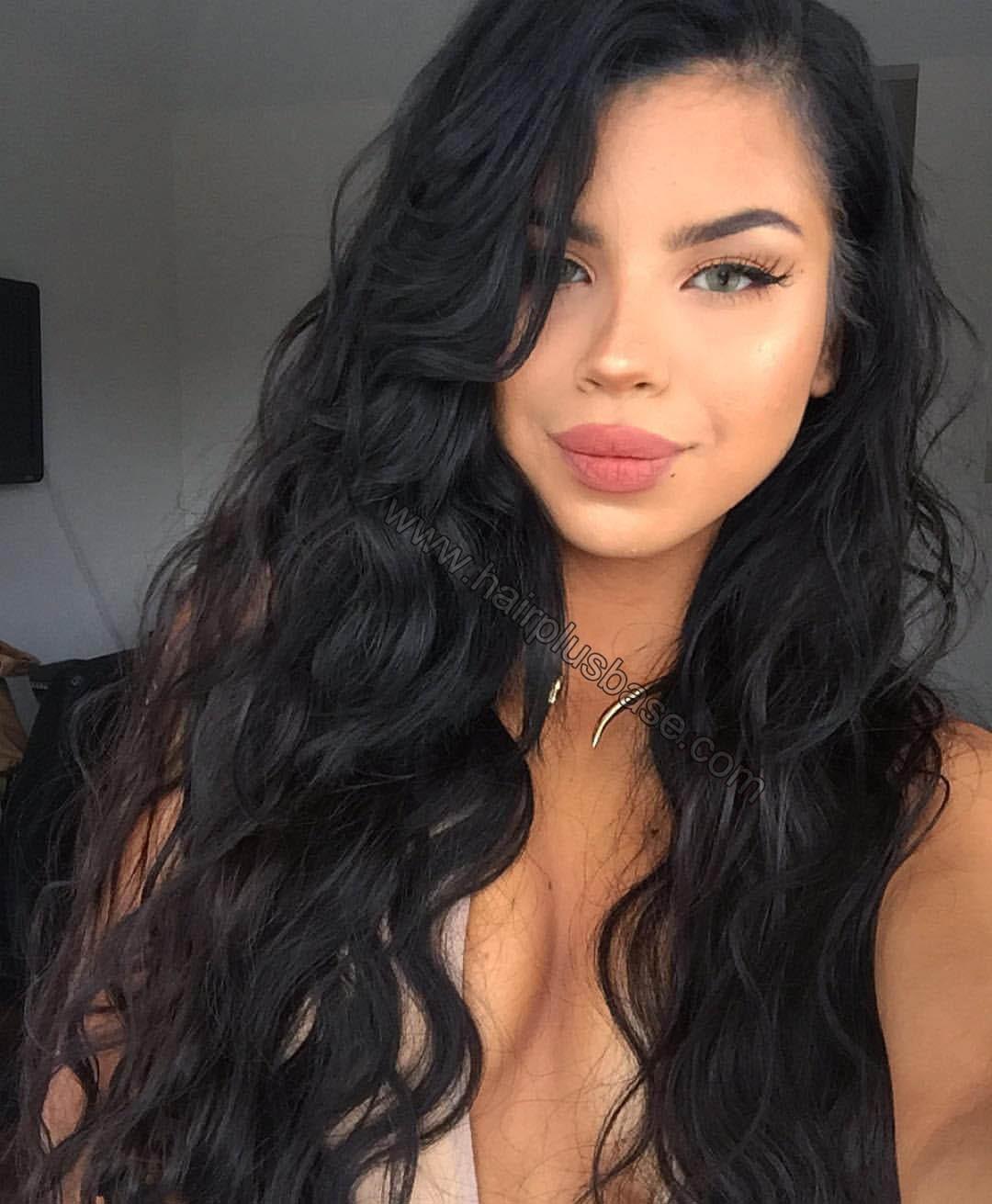 Lace Front Wigs Brazilian Virgin Human Hair Loose Wave 0