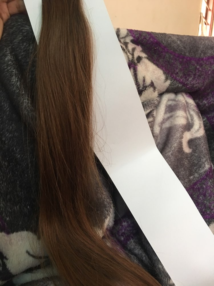 10 - 30 Inch Tape In Human Hair Extensions #6 Light Brown Straight 20 Pcs 06