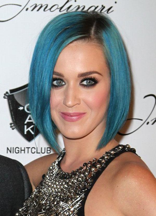 Katy-Perry A line Bob