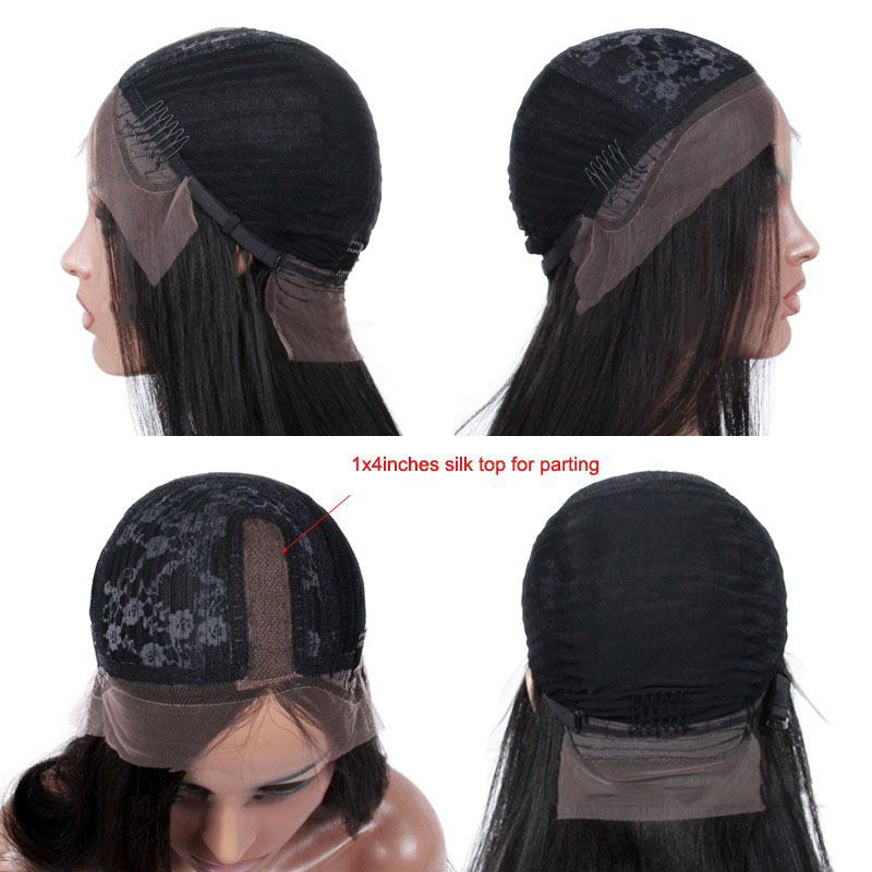Affordable lace part wig