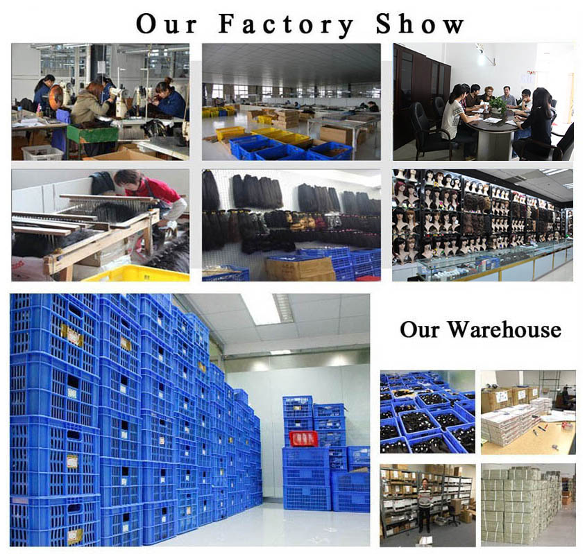 our factory and warehouse