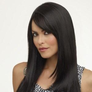 New Arrival Long Straight Remy Human Hair McKenzie Wig