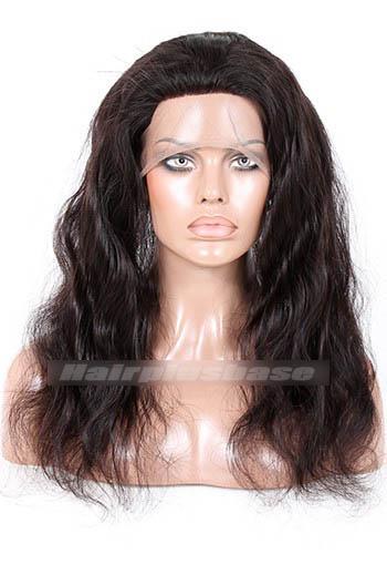 Peruvian Virgin Hair Body Wave 360°Circular Lace Frontal with 2 Weaves Bundles Deal