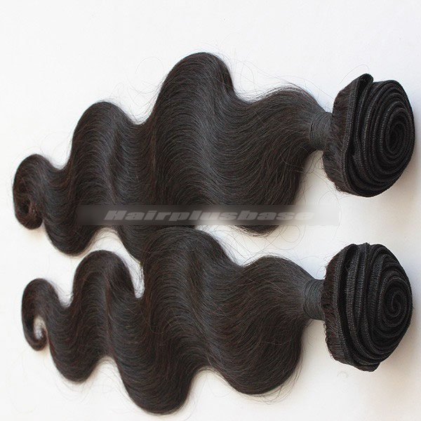 Peruvian Virgin Hair Body Wave 360°Circular Lace Frontal with 2 Weaves Bundles Deal