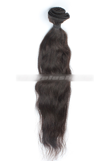 10-30 Inch Peruvian Virgin Hair Bundles Natural Straight Hair Extension 100g
