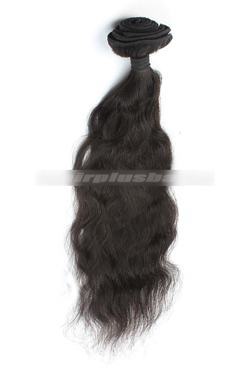 10-30 Inch Natural Wave Peruvian Virgin Hair Bundles 100g