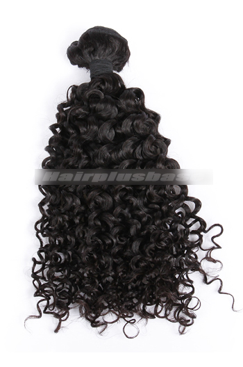 10-30 Inch Water Wave Natural Color 7A Virgin Hair Wefts