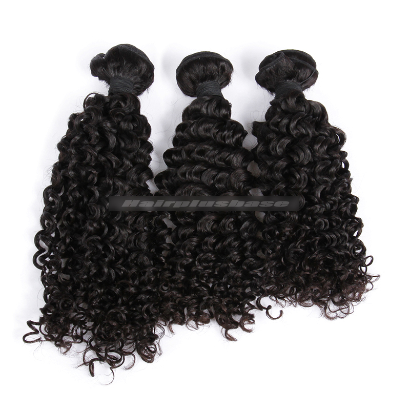 Peruvian Virgin Hair Water Wave 3 Bundles Deal