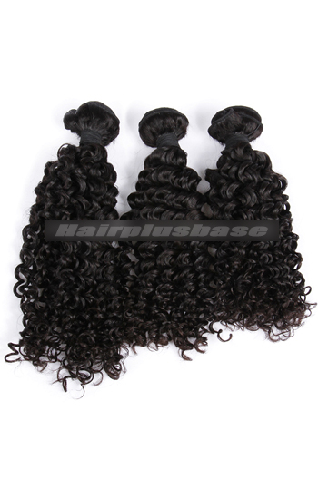 10-30 Inch 3 Bundles Deal 7A Virgin Hair Water Wave Hair Weave
