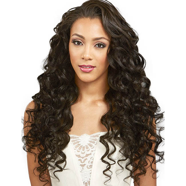 Pre Plucked Natural Hairline 360 Lace Wigs Loose Wave,180% Density, Indian Remy Hair, 4.5inches Deep Part 0
