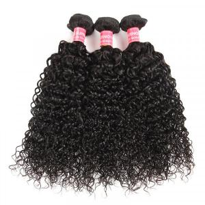 Virgin Brazilian Hair 3 Bundles Curly Hair Bundle Human Hair
