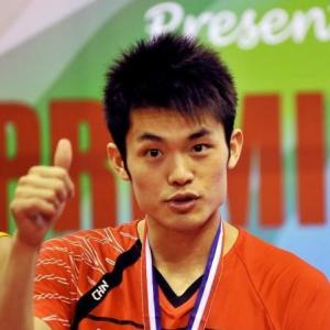 World Badminton Champion Lin Dan Handsome Hairstyle Short Straight Black Lace Wig 100% Human Hair Handsome Like Lin Dan You Can